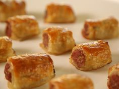 Sausage Rolls recipe from Daphne Brogdon. 5 of 5 Stars, 6 Reviews | Food Network. Note: Uses frozen puff pastry.