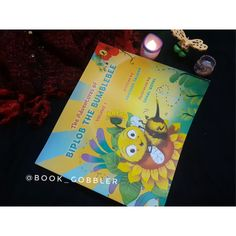 The adventures of Biplop the Bumblebee (Vol 1) – Book Review – Books. Babies. And. More. Funny Tongue Twisters, Book Review Blogs, Cute Characters, Trending Topics, Bookstagram, Hibiscus, Ladybug, Childrens Books, Concept
