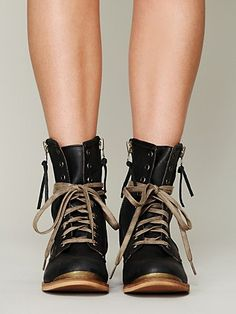 Mayson Lace Up Boot