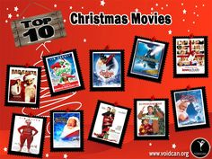 Voidcan.org brings you the list of top ten Christmas movies and all the information regarding Christmas movies which makes them best. List is researched by our movie experts.