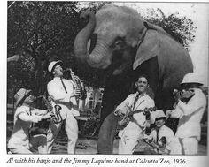 Al Bowlly and his band
