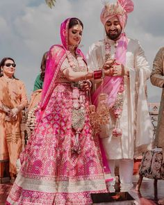 22 Picks For You From 2020 :- Wanderlust Fashion Desi Wedding, Wedding Looks, Wedding Lehanga, Bridal Lehenga, Indian Bride And Groom, South Indian Bride, Big Fat Indian Wedding, Indian Bridal, Wedding Guest Style