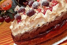 Sweet Desserts, Sweet Treats, Deserts, Vegetarian, Sweets, Cooking, Kitchen, Gummi Candy, Candy