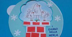 disegni, idee e lavoretti per la scuola dell'infanzia... e non solo My Children, Symbols, Education, Winter, Mamma, Snow, Winter Time, Tecnologia, Spring