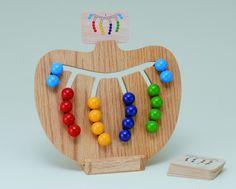 wooden toy / かぼちゃのたね   平和工業