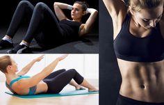 Die besten Übungen für die untere Bauchmuskulatur - auf gofeminin.de http://www.gofeminin.de/sport/uebungen-untere-bauchmuskeln-d59179.html