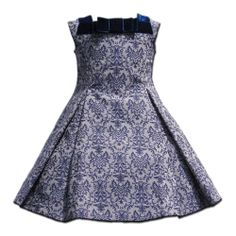 Beautiful pinafore dress with net petticoat to fit 6 year old.  www.violetagnes.co.uk