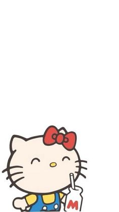 hello kitty iPhone壁纸
