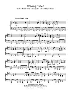 print and download take a chance on me sheet music by abba sheet music arranged for piano vocal. Black Bedroom Furniture Sets. Home Design Ideas