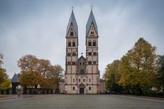 Koblenz Rheinland Pfalz Basilika St. Kastor