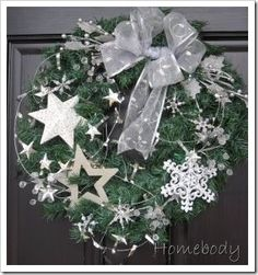 House Cleaning Ideas and Tips Christmas Star, Christmas Ideas, Christmas Wreaths, Xmas, Clean House, Holidays, Holiday Decor, Google, Crafts