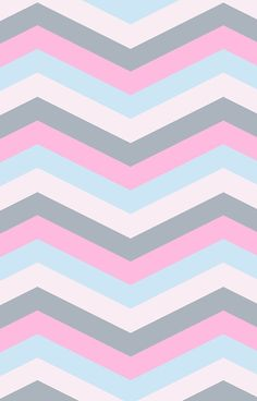 Candy Chevron Pattern