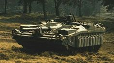 Main Battle Tank STRV-103C