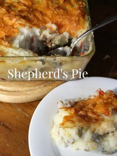easy shepherds pie made with leftover pot roast is so incredibly good! Restlesschipotle.com