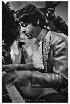 Paul McCartney, The Beatles. More