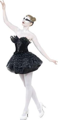 Déguisement danseuse noire femme