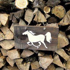 HaM / Koník - Horse Wood