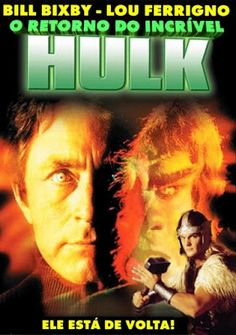 De Volta Aos Anos 80 e 90 : O Retorno do Incrível Hulk - Dual Áudio [1989]