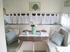 """The Beehive Cottage: Glamping with Kerrie from """"Vintage Cottage Camper""""!"""