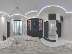 360 view bedroom