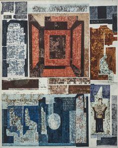 Ország Lili: Labirintus oransfigurával Design, Art Design, Art Wall, Batik Art, Painting, Color