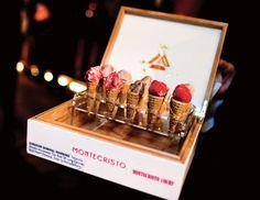 I love mini stuff... these are mini gelato desserts