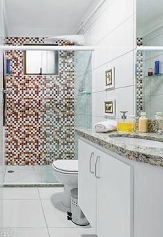 banheiros pequenos ideias - Pesquisa Google