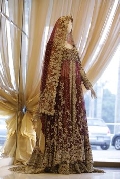 Zara Shahjahan bridal More