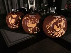 Wolverine, paw patrol and my little pony pumpkins Halloween 2015, Halloween Town, Holidays Halloween, Halloween Pumpkins, Diy Costumes, Costume Ideas, Pumpkin Patterns, Pumpkin Ideas, Make And Sell