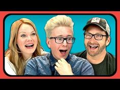 """""""YouTubers React to Sesame Street: Old School"""" by TheFineBros  --Along with proper guidance, kids need to know that the world isn't perfect."""