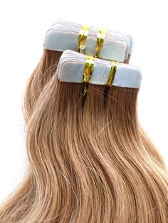 Tape Extensions / Tape-in  Virgin Hair And Beauty Ltd (image copyright)