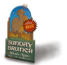 Threadgill's gospel Sunday brunch
