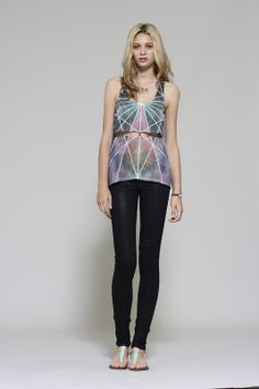 Gentle Fawn tank top  #shoplocal 5523 College Ave, Oakland
