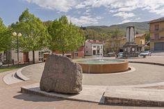 La piazza   The square   www.infoaltaumbria.it   #LiscianoNiccone #Umbria   © Alta Umbria 2015