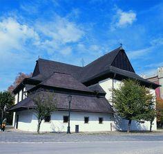 Kezmarok-church.jpg ,Slovakia