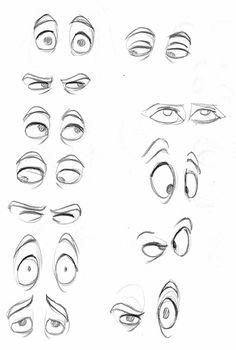 Eyes Practice 02 by Suu999 on DeviantArt