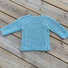Flettegenser fra Nøstestrikk nr 5 i farge 850 Babyblå. Pullover, Instagram Posts, Sweaters, Baby, Fashion, Moda, Fashion Styles, Sweater, Baby Humor