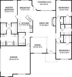 1000 Images About New Home Plans 1 On Pinterest House