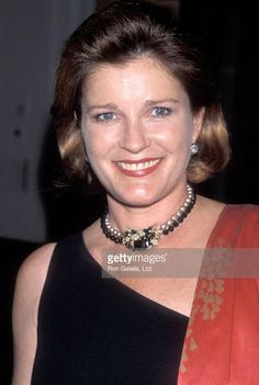 Kate Mulgrew - the IRTS Foundation Gold Medal Award Salute to Sumner Redstone 1998 ,The Waldorf-Astoria Hotel , New York City.