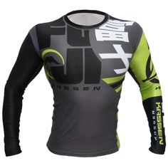 The FUJI Urban Rashguard is made from the same top-quality materials and design youve come to expect from a FUJI product but with a new spin. Weve created a sharp, high contrast design that always looks clean and original - even when youre in battle. High quality anti-microbial fabric Soft underarm panels for maximum comfort Fully sublimated graphics that will never crack, peel or fade Long sleeves for maximum protection Original FUJI Urban design