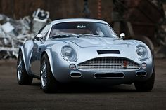 Pictures and Wallpapers of 2012 Evanta Aston Martin DB4 GT Zagato Evocation