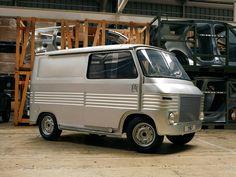 1967 Simca 1100 Prototype