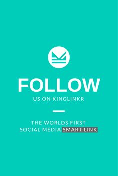 Connect with us on KingLinkr! Social Networks, Social Media, Media Smart, How To Find Out, Connection