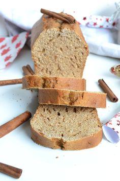 Pain d'épices sans sucre raffiné ni matières grasses ajoutées recette - healthyfoodcreation