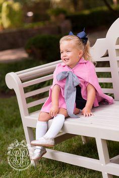 Hamptons Hot Pink Callahan Cloak | The Beaufort Bonnet Company