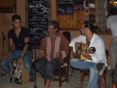 Live music bij Chirincana