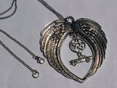 Supernatural Charm Necklace<<< I want this!