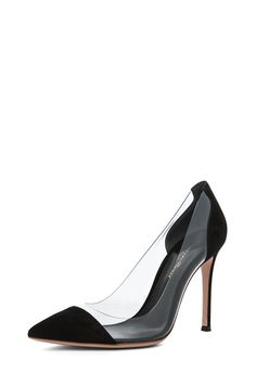 I love that these can go from day to night.  By: Gianvito Rossi