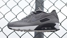 Nike Air Max 90 Ultra BR Black White Grey | Sole Collector