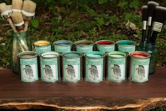 Wise Owl Chalk Synthesis Paint Waxes Glaze Hemp Oil and brushes are stocked at D&D! We also carry the popular Cling On! Brushes! (Our personal favorite) We would love to answer any of your paint questions and offer a few tips! Stop in and talk with us today! We are here to help! @wiseowlpaint #vintagefurniture #chalkpaintedfurniture #shabbychic #shabbyfarmhousestylefurniture #noprep #nopreppaint #paintaddict #cadizky #darlinganddistressedboutique #musttry #thebest #distressedfurniture by…